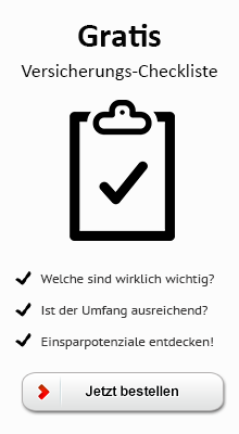 Versicherungs-Checkliste